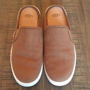 UGG slide on shoe